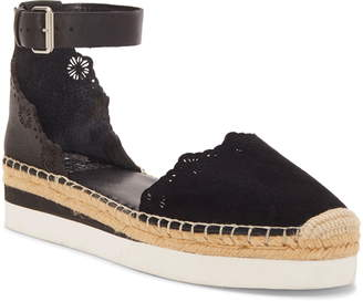 Vince Camuto Breshan Ankle Strap Espadrille Wedge