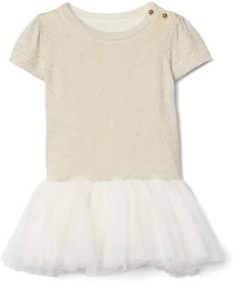Gap Shimmer tutu dress