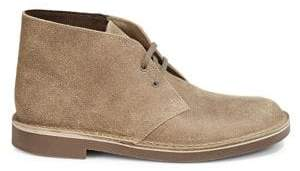 Clarks Collection By Bushacre Leather Chukka Boots
