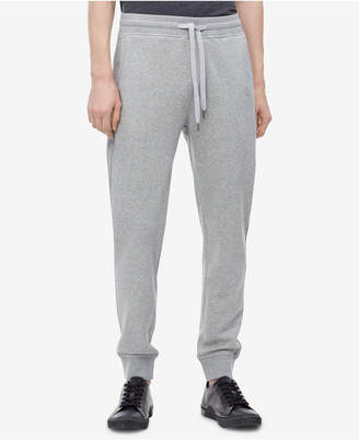 Calvin Klein Jeans Men's Back Pocket Monogram Sweatpants, Created for Macy's