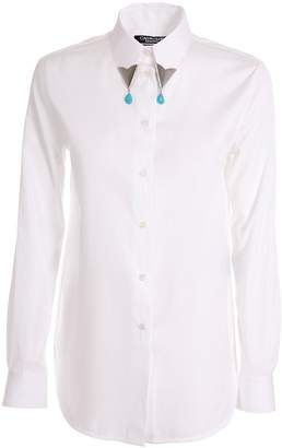 Calvin Klein Real Stone Embellished Shirt