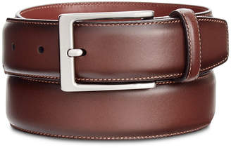 Perry Ellis Portfolio Men Leather Amigo Dress Belt