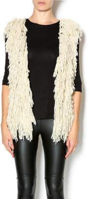 Elan International Shaggy Vest