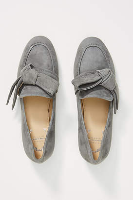 Etienne Aigner Chiara Bow Loafers