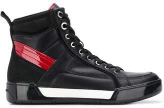 Calvin Klein Jeans lace-up boots