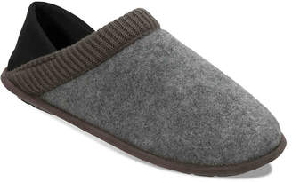 Dearfoams Felted Closed Back Slipper - Men's