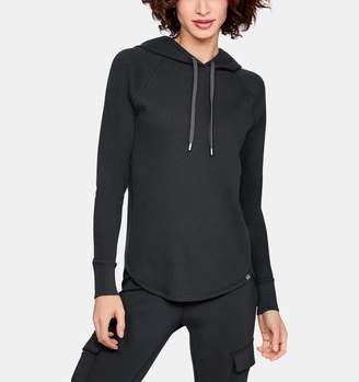 Under Armour Women's UA Waffle Hoodie