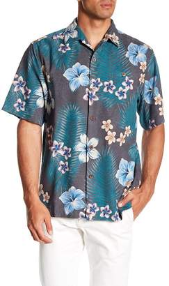 Tommy Bahama Marjorelle Blooms Short Sleeve Original Fit Shirt