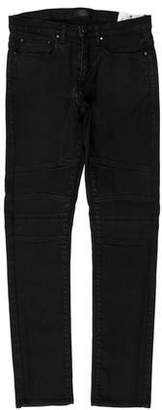 Belstaff Distressed Skinny Jeans