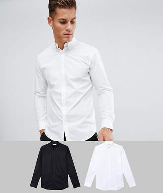 Jack and Jones 2-Pack Slim Shirt