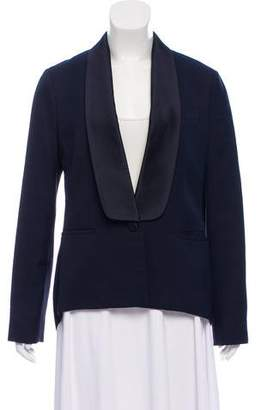 3.1 Phillip Lim Three-Pocket Shawl-Lapel Blazer