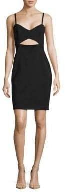 French Connection Lolo Cutout Dress