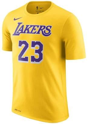 Nike Los Angeles Lakers Dri-FIT Men's NBA T-Shirt