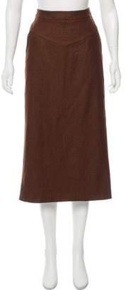 ICB Wool Pencil Skirt w/ Tags