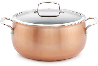 Belgique Copper Translucent 7.5-Qt. Dutch Oven, Created for Macy's