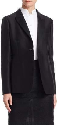 Valentino Women's Peak Lapel Blazer