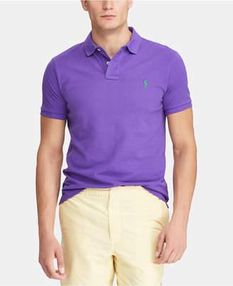 Polo Ralph Lauren Men Classic Fit Cotton Mesh Polo