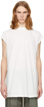 Rick Owens Off-White Lupetto T-Shirt