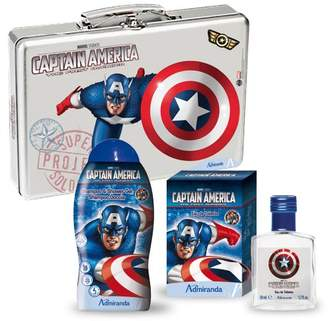 Marvel Captain America Body and Fragrance Gift Set