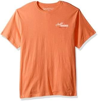 Margaritaville Men's Short Sleeve Angler Management T-Shirt