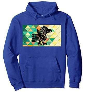 Retro Vintage Tribal Rooster shirt hoodie