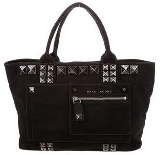 Marc Jacobs Studded Canvas Bag