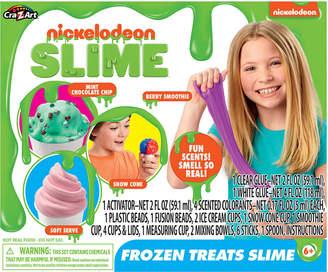 Nickelodeon Cra Z Art Frozen Treats Slime Kit