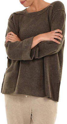 PAPER LABEL Quietude Marie Soft Knit Pullover