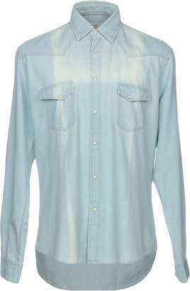 Siviglia Denim shirts - Item 42665692