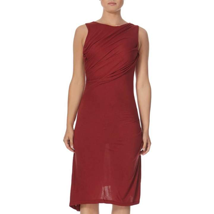 Red Artemis Dress