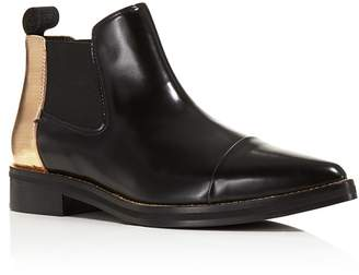McQ Redchurchill Cap Toe Booties
