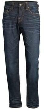 True Religion Rocco Dark Tunnel Slim Jeans