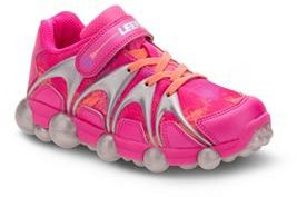 Stride Rite Leepz Toddler Girls' Light-Up Sneakers $50 thestylecure.com