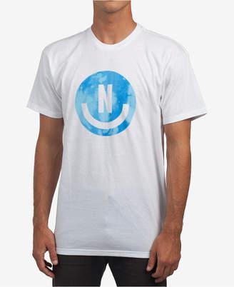 Neff Men's Smiley Graphic Cotton T-Shirt
