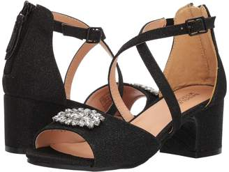 Badgley Mischka Kids Pernia Gems High Heels