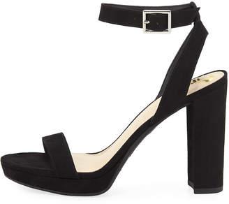 Sam Edelman Annette Microsuede High-Heel Ankle Sandal
