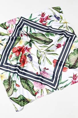 Urban Outfitters Luxe Floral Bandana