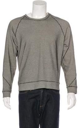Public School Polka Dot Print Sweater