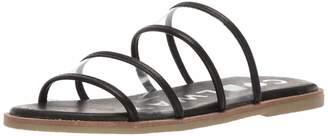 Coolway Women's Merci Slide Sandal Black 41 M US