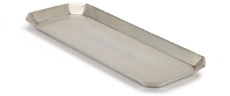 Kassatex Nomad Tray - Antiqued Silver