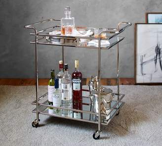 Pottery Barn Skylar Bar Cart