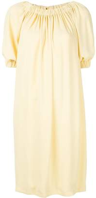 MM6 MAISON MARGIELA short-sleeved shift dress