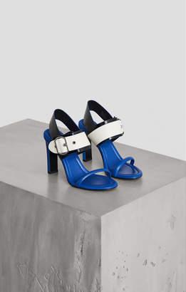 BCBGMAXAZRIA Nell Leather Sandal