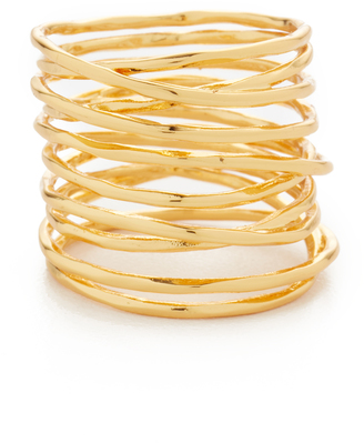 Gorjana Lola Ring $60 thestylecure.com