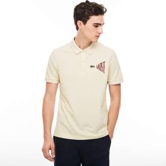 Lacoste Men's Regular Fit Pique Polo
