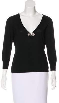 Dolce & Gabbana Wool Knit Top