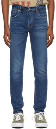 Levi's Levis Blue 512 Slim Taper Jeans