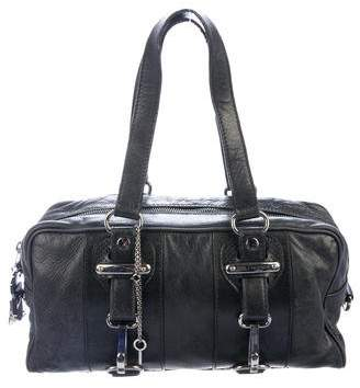 20100887bc Bag With Top Handle Clasp - ShopStyle