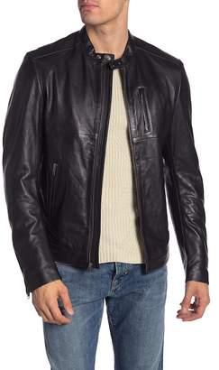 LAMARQUE Greg Moto Leather Jacket