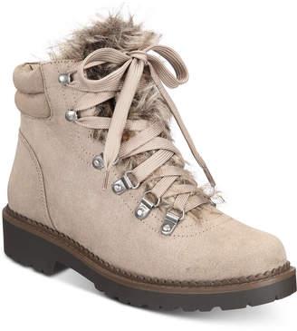 Esprit Cassia Lace-Up Cold-Weather Boots Women's Shoes